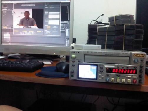 rizky broadcaster