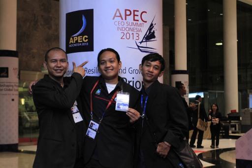 apec rizky broadcaster